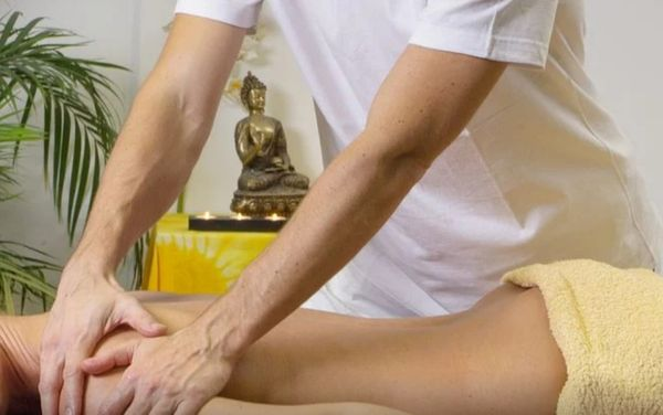 Tantra Massage für Sie