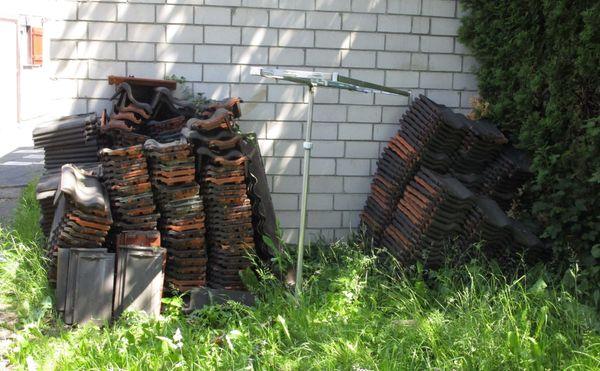 Röben Ziegeldeckung ca 160 Dachziegel