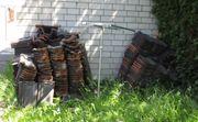 Röben Ziegeldeckung ca 200 Dachziegel