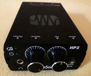 Kopfhörer-Verstärker HP2 Monitoring f Musiker