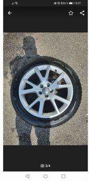 Alufelgen Audi Winterreifen 225 50