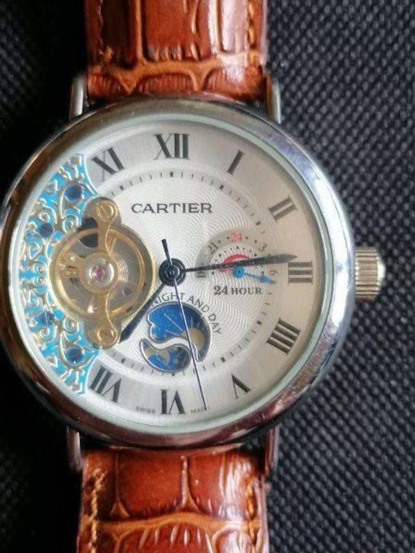 Armbanduhr Replika Cartier Die Uhr