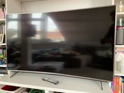 Panasonic LED TV TX55CRW734 Display