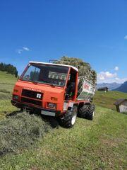 Reform Aufbauladewagen Radstand 2470