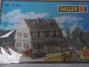 Faller H0 B-360 Siedlungshaus Gartenstadt