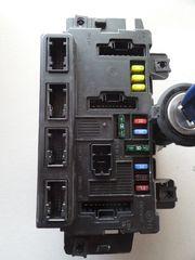 Bodycomputer Zündschloss Fiat Panda 169