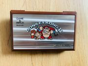 Nintendo Game and Watch - Donkey