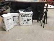 Vonyx Disco Anlage 1 Subwoofer