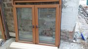 Doppelfenster Dreh-Kipp-Flügel Marke Schüco