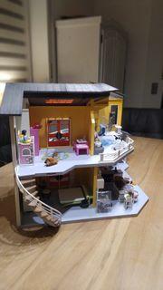 Playmobilhaus wie neu mit viel