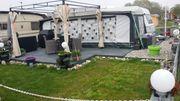 Dauercampingplatz mit Wohnwagen abzugeben Kollerinsel