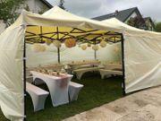Zeltverleih Profi Zelt Partyzelt Pavillon