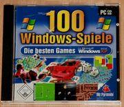 CD-ROM - 100 Windows-Spiele - PC-Spiele - ab