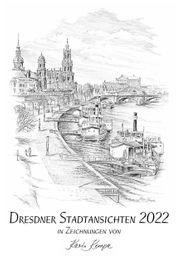 Kunst Kalender Dresden 2022 Bleistiftzeichnungen