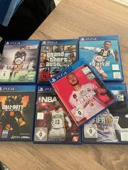 PS4 Spiele Gebraucht