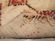 Orientalischer handwerklicher Teppich