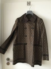 Louis Vuitton Mackintosh Jacke Kurzmantel