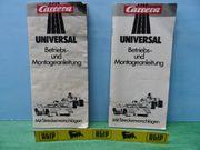 Carrera 1 32 Universal - Betriebsanleitung - Montageanleitung