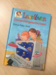 Leselöwen - Computergeschichten - Kinderbuch