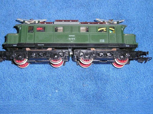 PIKO Elektro Lokomotive BR 144