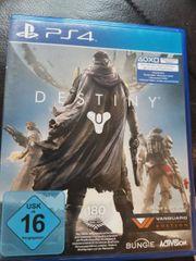 Ps4 Spiel Destiny