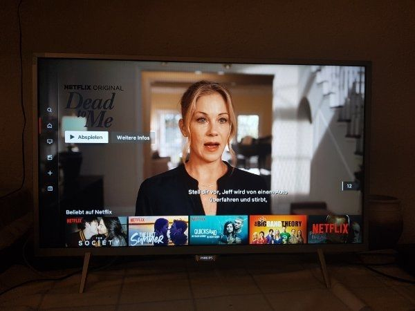 Philips Android TV Ambilight