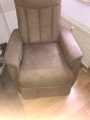 Elektr Sessel mit Aufstehhilfe im