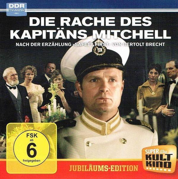 Die Rache des Kapitäns Mitchell-Super