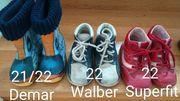 Kinderschuhe Demar Superfit Walber Gr