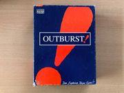 Outburst - alte Edition