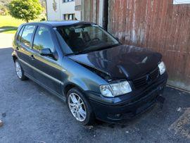 Unfallfahrzeuge - VW Polo