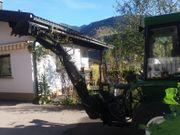 Verkaufe Anbaubagger Heckbagger LW-7