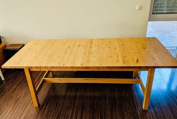 IKEA Tisch Norden 2 20m