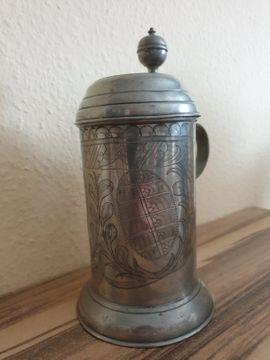 Barock Bierkrug von 1790 - Original: Kleinanzeigen aus Vaterstetten - Rubrik Sonstige Antiquitäten