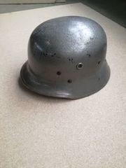 Alter Helm Vermutlich Feuerwehrhelm