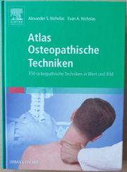 Atlas Osteopathische Techniken Alexander Evan