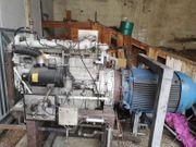 MAN E2866E - BHKW-Stromerzeuger Gas BJ