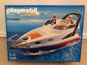 Playmobil Yacht 5205