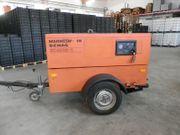 Kompressor Baukompressor Mannesmann-Demag SC40DS-1