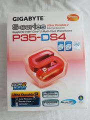Gigabyte GA-P35-DS4 Intel LGA 775