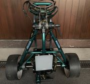 Elektro Golftrolley der Marke Utech