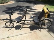 RANS RECUMBENT TANDEM SCREAMER TR