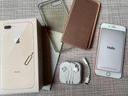 IPhone 8plus in Gold mit