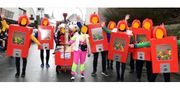 Karneval Fasching Kostüm