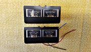 Drehspul- Anzeigemessgerät 2 UV Meter