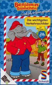 Benjamin Blümchen Verkehrslernspiel Schmidt Spiele