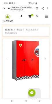 Cars Kleiderschrank