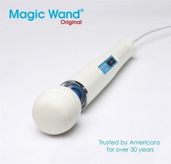 Original Magic Wand Vibrator Body
