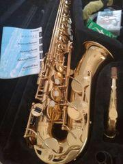 Alt Saxophon Marke Yamaha YAS