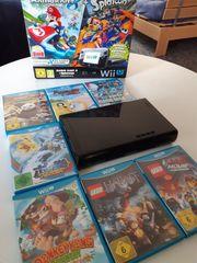 Verkaufe WiiU 32GB gebraucht incl